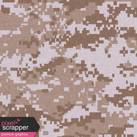Marines Camo Paper 02 - Tan
