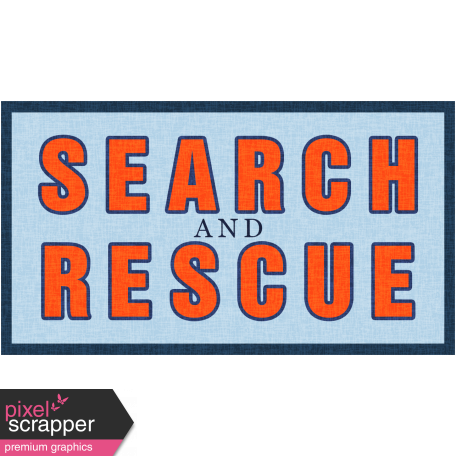 Search & Rescue Tag