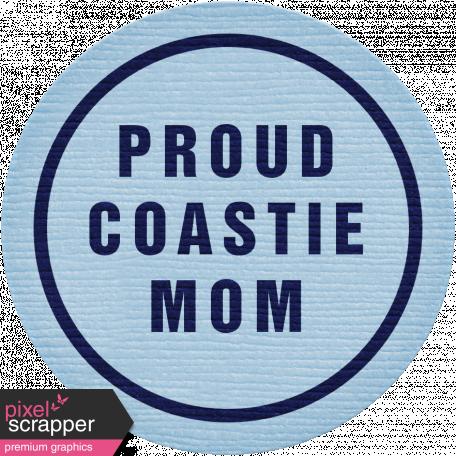 Proud Coastie Mom