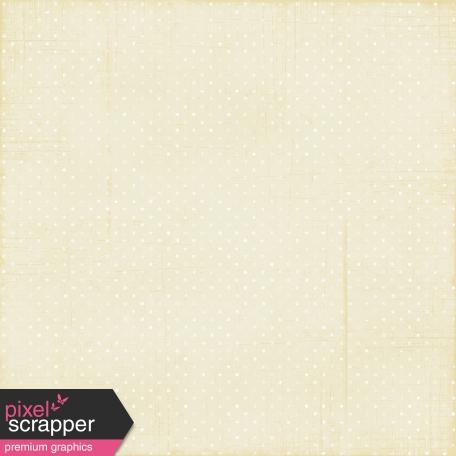 Polka Dots 14 Paper - Tan
