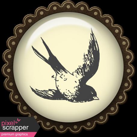 Scalloped Bird Brad