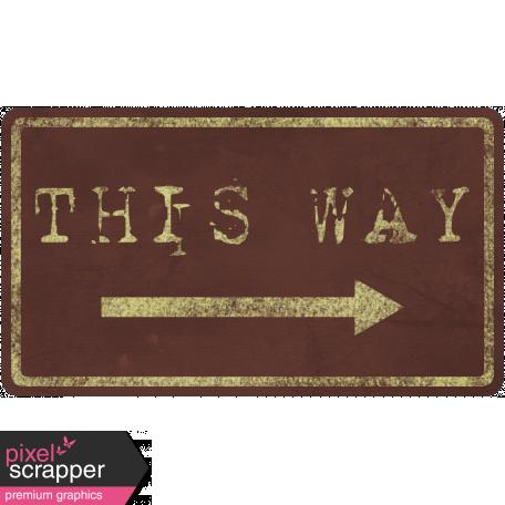 This Way tag