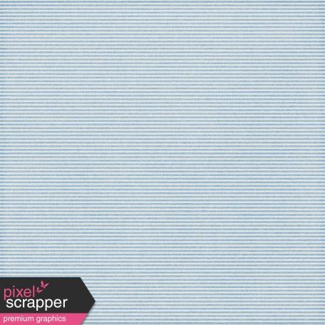 Paper 028 - Stripes - Light Blue & White