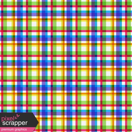 Paper 053 - Plaid - Birthday