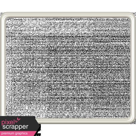 Birthday Frame - White