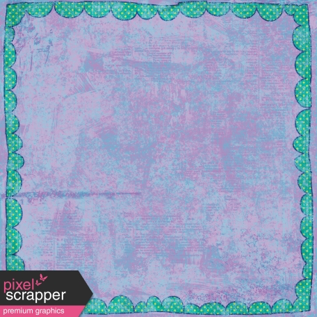 Challenged Paper - Doodle Border - 38