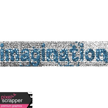 Challenged Word Art - Imagination