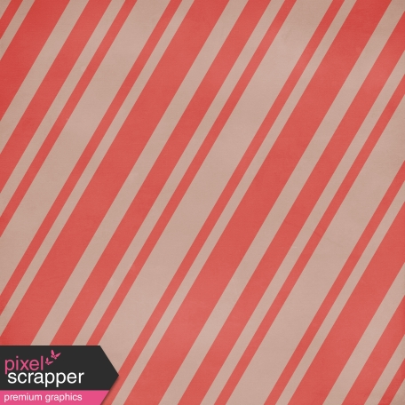 Taiwan Paper - Stripes - Red
