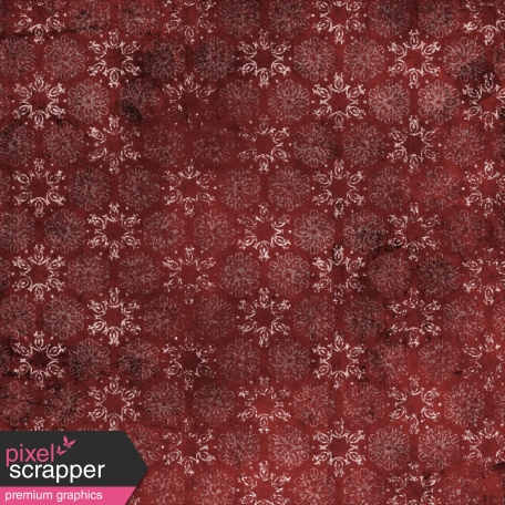 Snowflake Paper - Purple