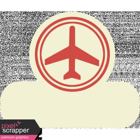 Taiwan Recreation Tab - Airplane