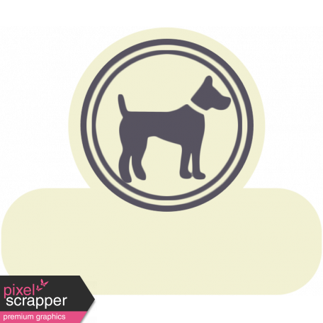Taiwan Recreation Tab - Dog
