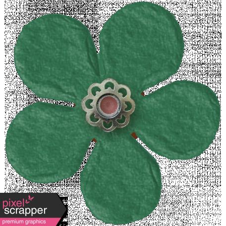 Taiwan Paper Flower - Green