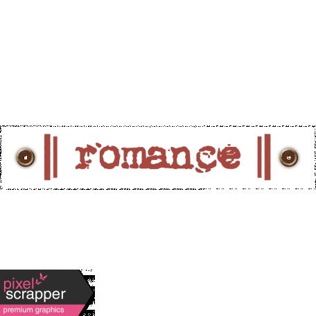 Taiwan Love Label - Romance
