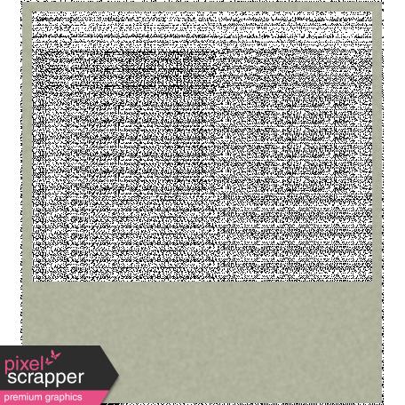 Vietnam Polaroid Frame - Grey