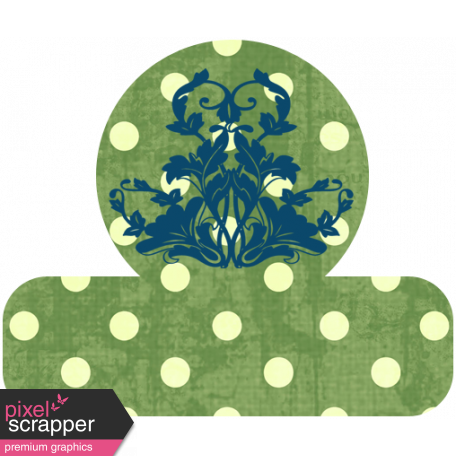 Vietnam Tab 11 - Light Green & Floral