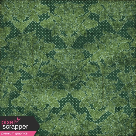 Vietnam Paper - Green Floral 30