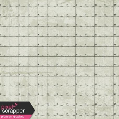 Vietnam Paper - Gray Grid