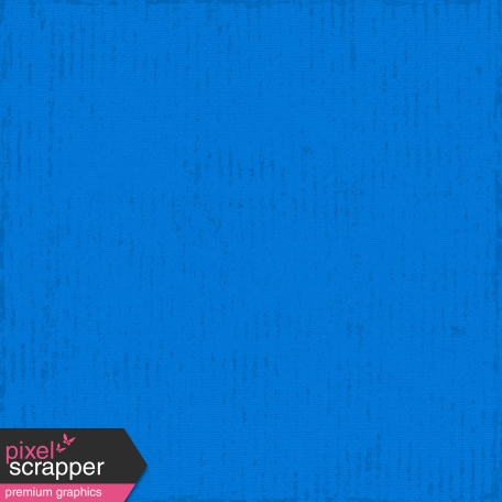 Christmas Cookies Paper - Solid Blue