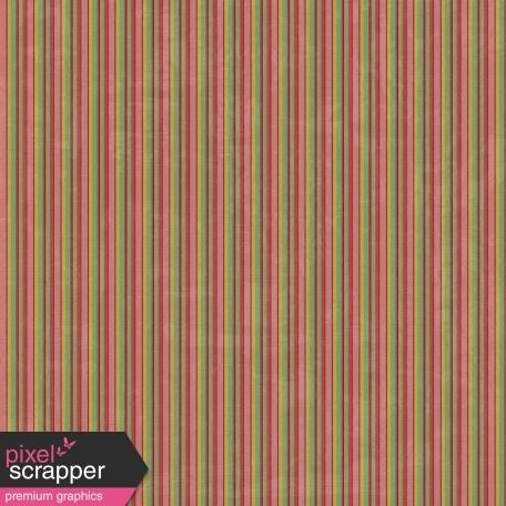 Stripes 48 Paper - Pink & Green