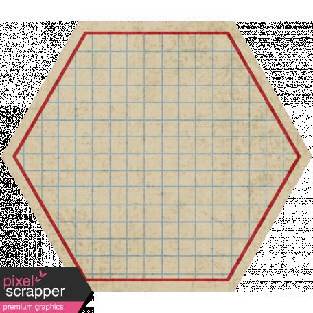 Malaysia Tag - Hexagon