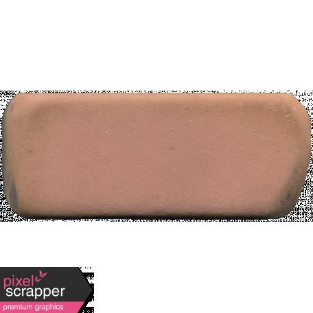 School Supplies - Pink Eraser