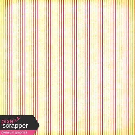 Stripes 53 Paper - Yellow & Pink