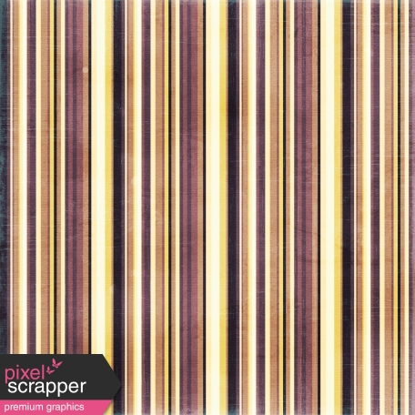 Stripes 34 Paper - Purple & Brown