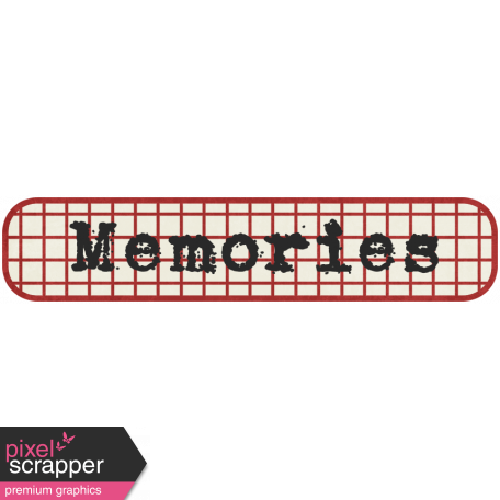 Family Tag - Memories