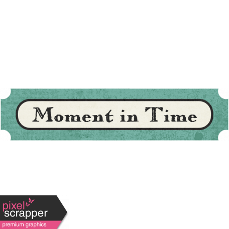 Family Tag - Moment In Time