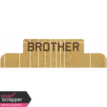 Family Tab - Brother