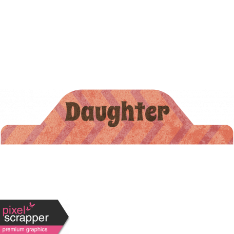 Family Tab - Daughter