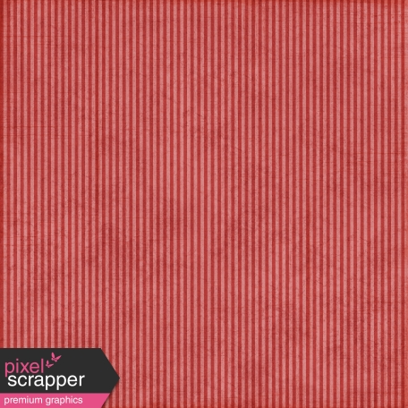 Family Game Night Red Striped Paper