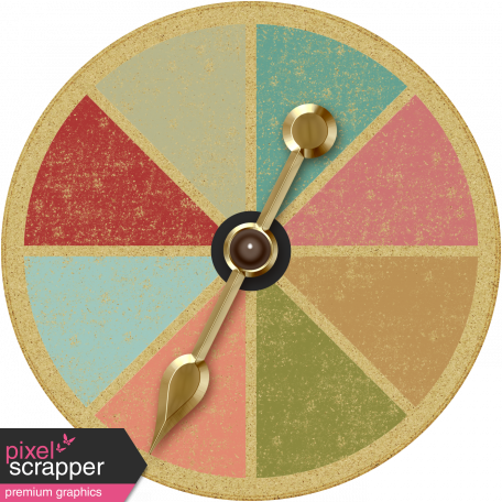 Game Piece Spinner