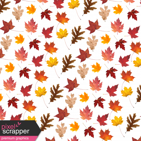 Fall Leaves Overlay