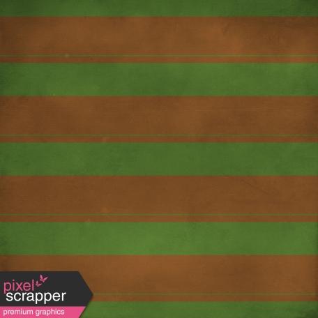 Stripes 62 - Green & Brown