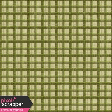 Plaid 28 Paper - Green