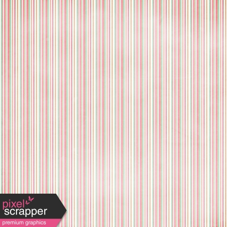 Stripes 65 Paper - Pink