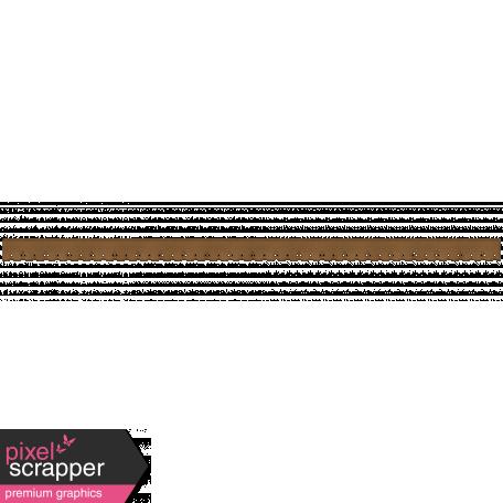 Ribbon 10 - Brown