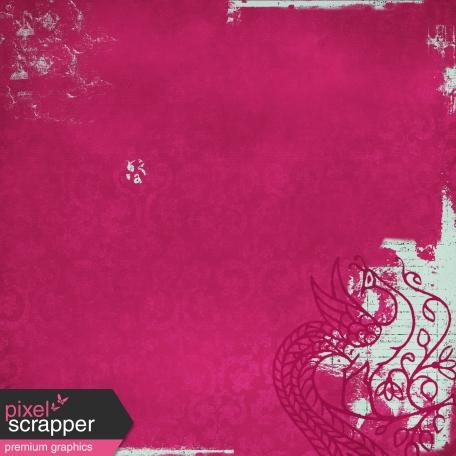 Distressed 33 - Purple Paper