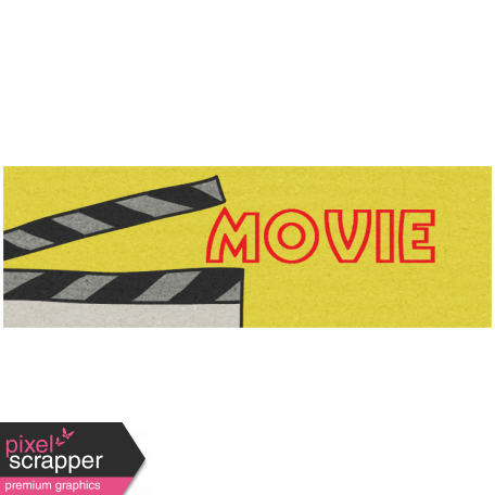 Like This Kit - Label Movie