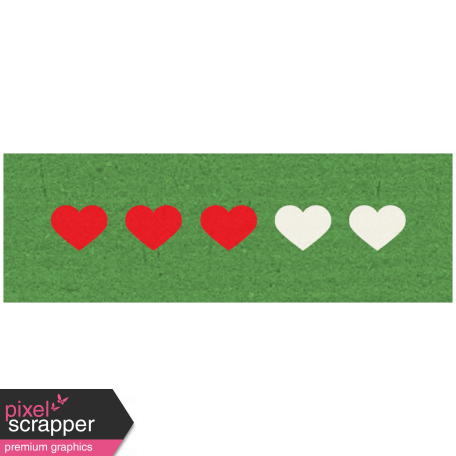 Like This Kit - Rating Heart 3