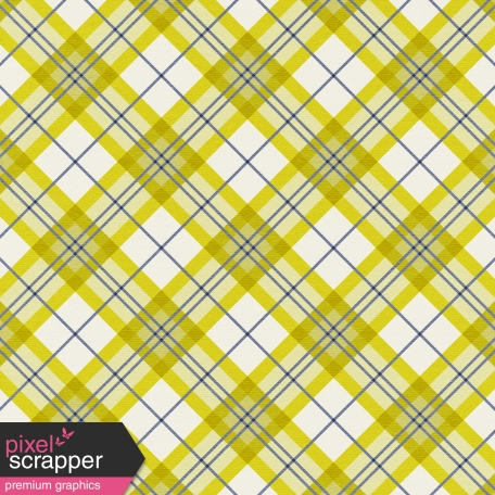 Lake District - Diagonal Plaid Paper