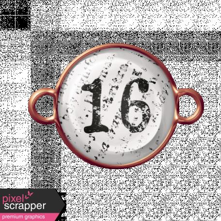 16 Copper Brad