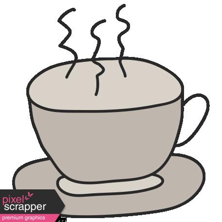 Winter Plaid - Tea Cup