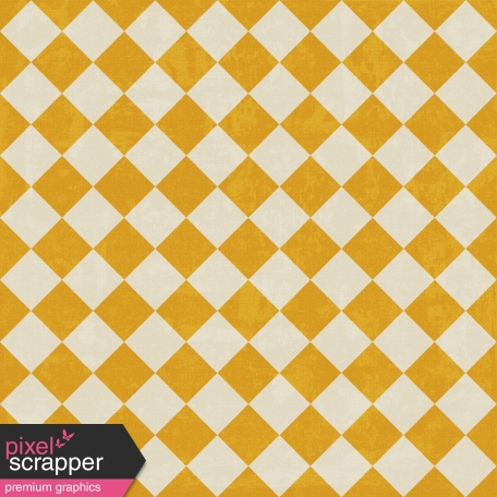 Argyle 02 Paper - Yellow Paper