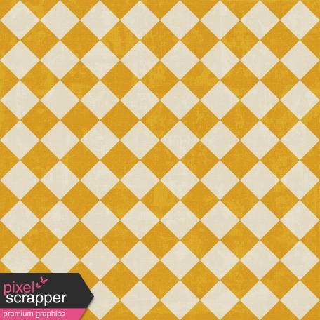 Argyle 02 Paper - Yellow Paper
