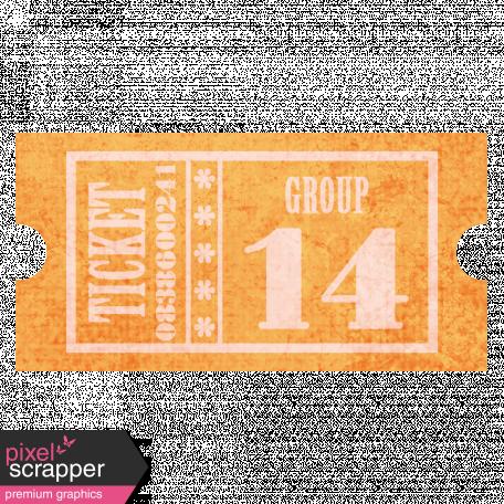 Orange Ticket