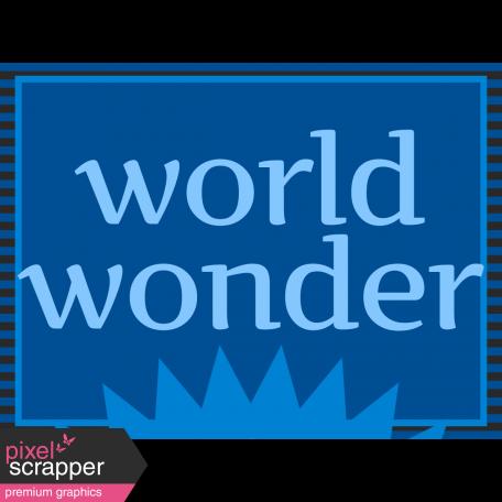 Egypt - World Wonder Journal Card