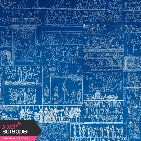 Egypt - Glyphs Paper