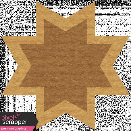 Egypt Scrap - Ohio Star Brown